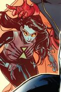Jessica Drew (Earth-616) from Spider-Man Vol 010