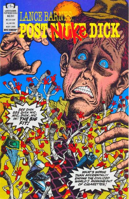 Lance Barnes: Post Nuke Dick Vol 1 2