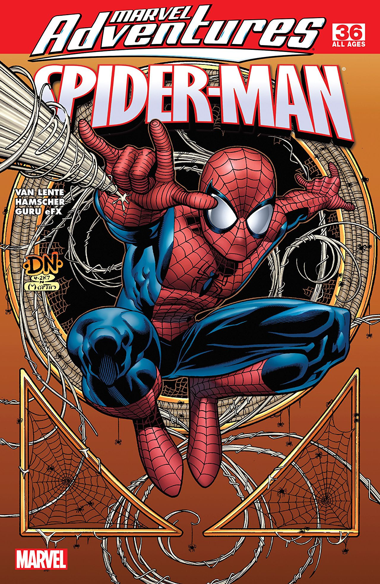 Marvel Adventures: Spider-Man Vol 1 36