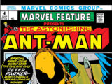 Marvel Feature Vol 1 4