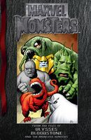 Marvel Monsters From the Files of Ulysses Bloodstone (and the Monster Hunters) Vol 1 1