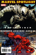 Marvel Spotlight David Finch Roberto Aguirre-Sacasa Vol 1 1