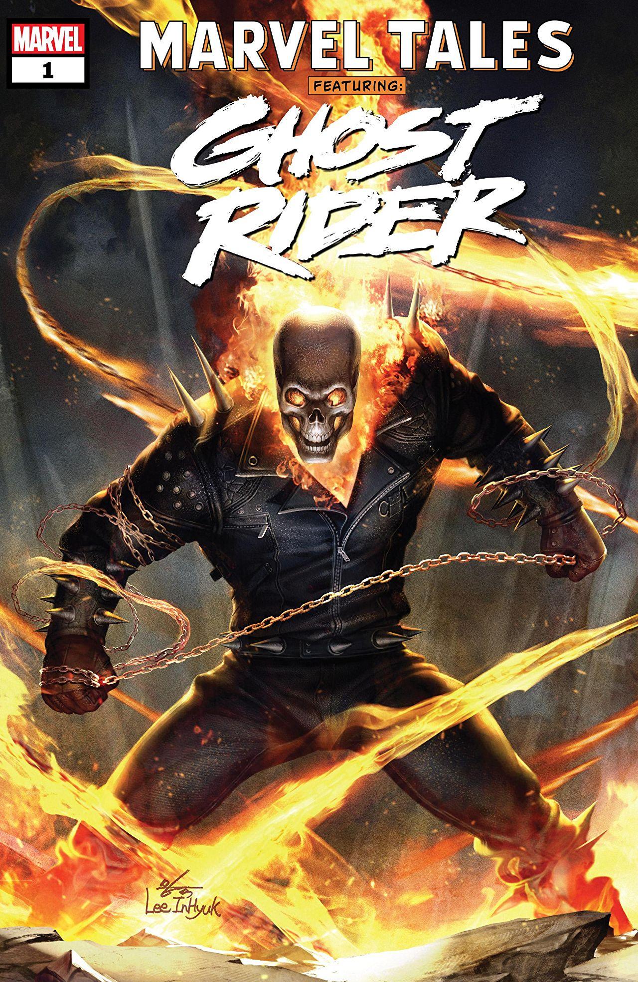 Marvel Tales: Ghost Rider Vol 1 1