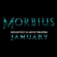 Morbius (film) Logo