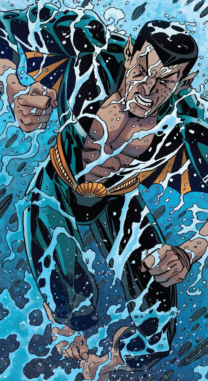 Namor McKenzie (Earth-18119)