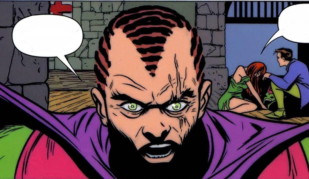 Norman Osborn (Earth-71004)