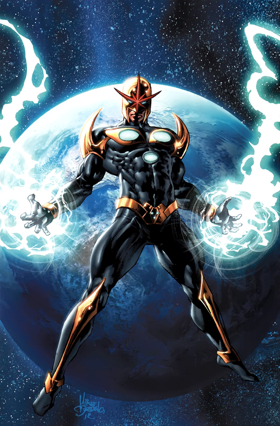 Richard Rider (Earth-616)