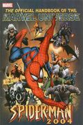 Official Handbook of the Marvel Universe Spider-Man 2004 Vol 1 1