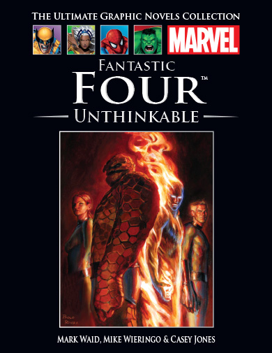 Official Marvel Graphic Novel Collection Vol 1 30