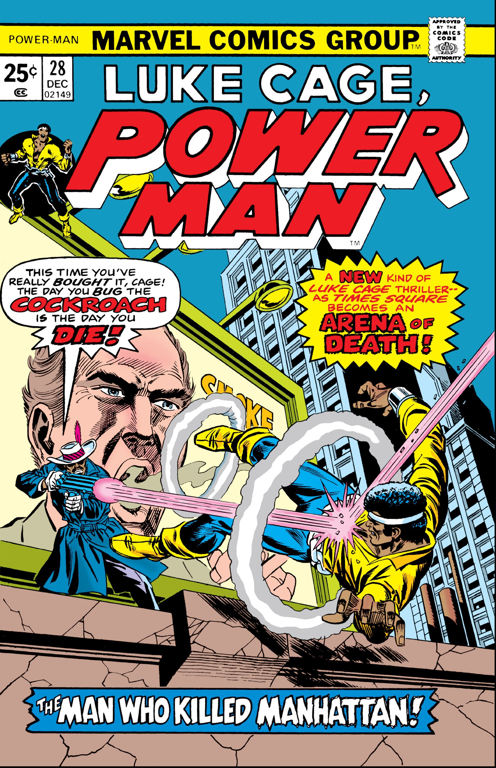 Power Man Vol 1 28