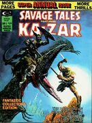 Savage Tales Annual Vol 1 1