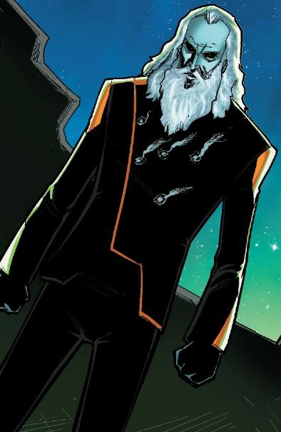 Siberian (Age of X-Man) (Earth-616)