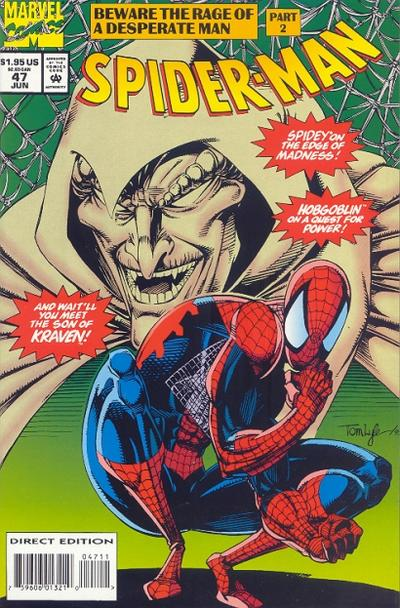 Spider-Man Vol 1 47