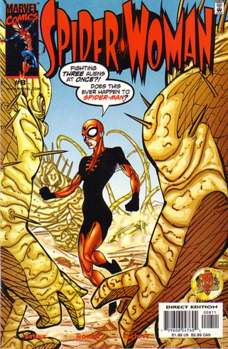 Spider-Woman Vol 3 8