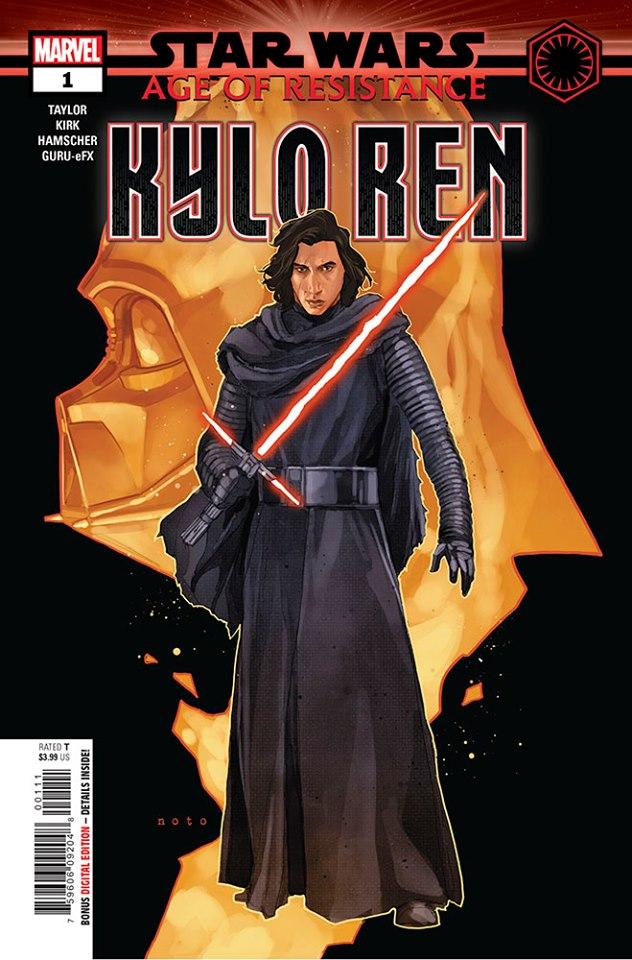 Star Wars: Age of Resistance - Kylo Ren Vol 1 1