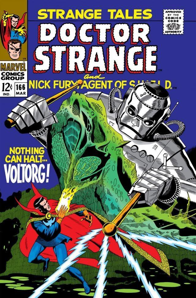 Strange Tales Vol 1 166