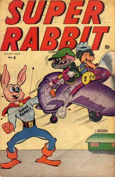 Super Rabbit Comics Vol 1 4