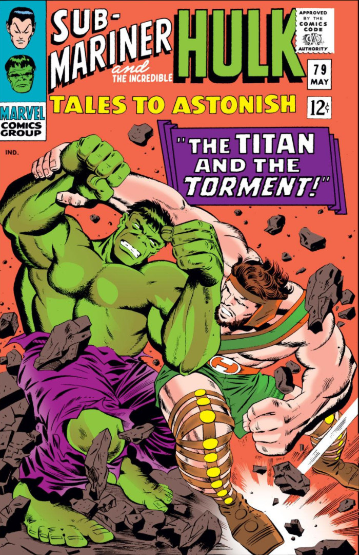 Tales to Astonish Vol 1 79