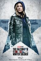 The Falcon and the Winter Soldier poster ita 005