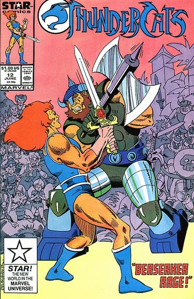 ThunderCats Vol 1 12