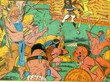 Utabi Tribe (Earth-616)