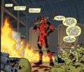 Wade Wilson (Earth-616) from Deadpool & the Mercs for Money Vol 1 1 001
