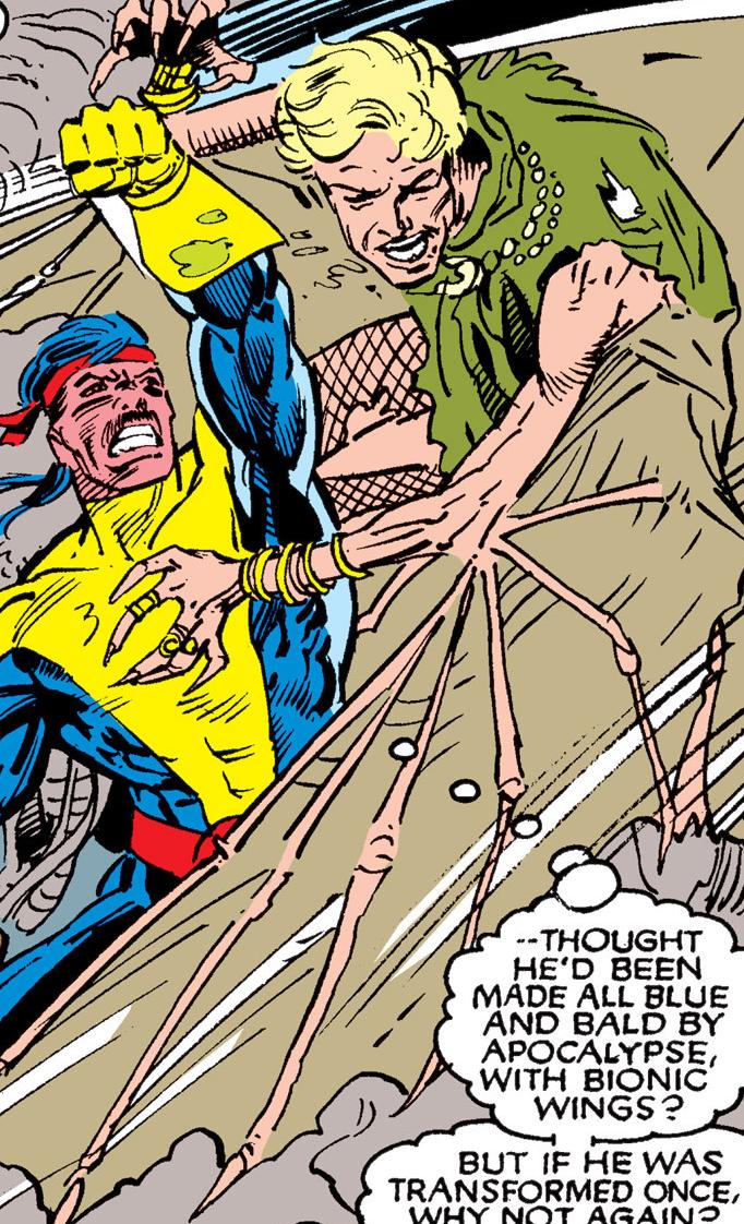 Warren Worthington III (Masque's Doppelganger) (Earth-616)