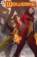 Wolverine Vol 7 2 Spider-Woman Variant