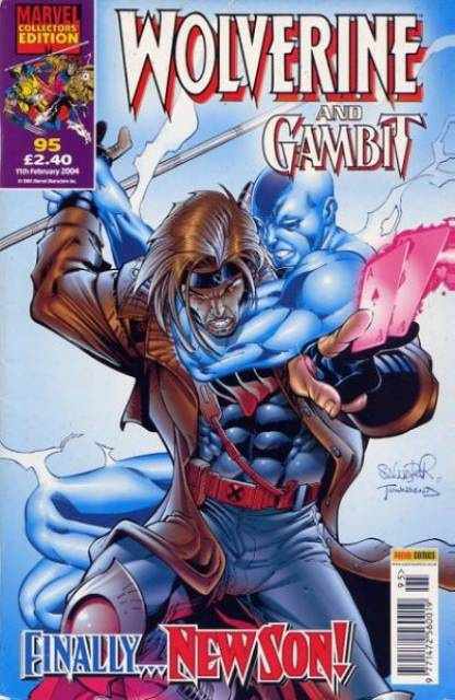 Wolverine and Gambit Vol 1 95