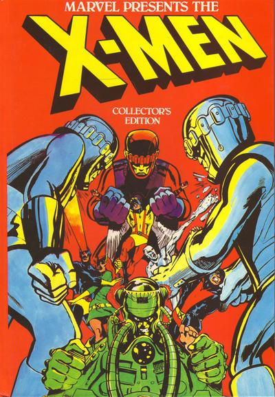 X-Men Collectors Edition (UK) Vol 1