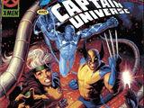 X-Men and Captain Universe: Sleeping Giants Vol 1 1