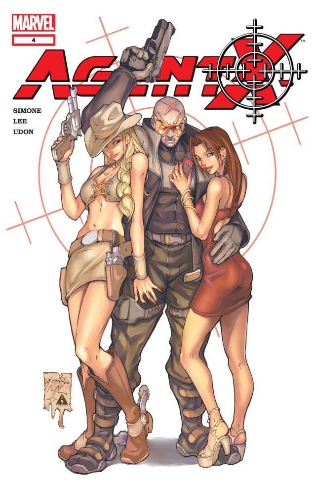 Agent X Vol 1 4