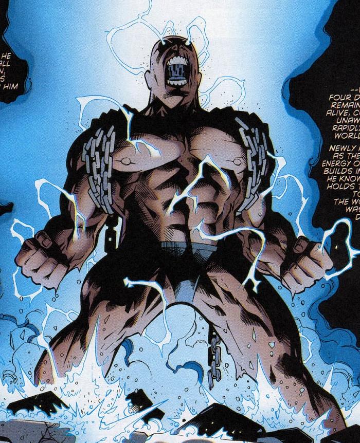 Armageddon Man (Earth-616)