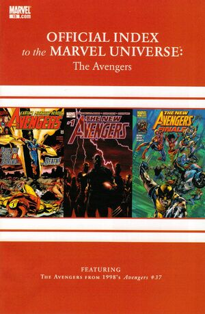 Avengers, Thor & Captain America Official Index to the Marvel Universe Vol 1 15.jpg