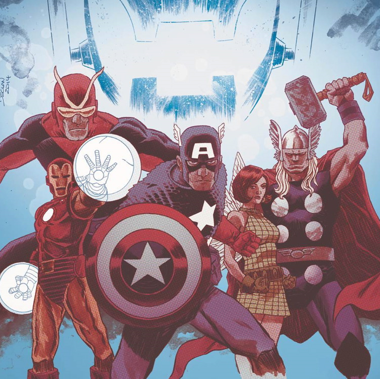 Avengers (Earth-23223)/Gallery