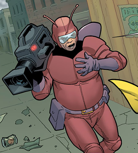 Barry Santana (Earth-616)