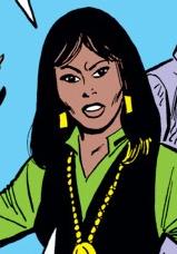 Belinda Thompkins (Earth-616)