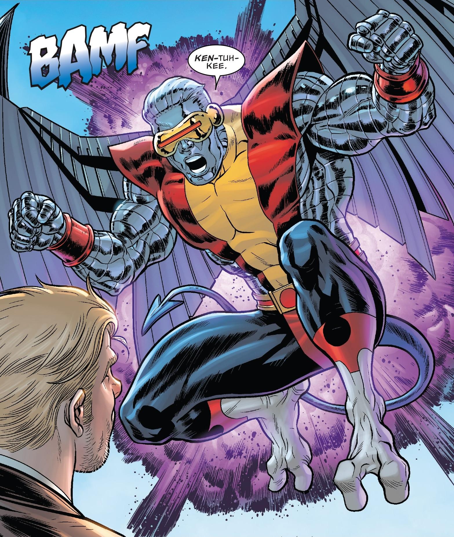 Biff Bison (Earth-616)