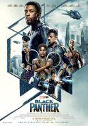 Black Panther (film) poster 017