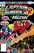 Captain America Vol 1 201