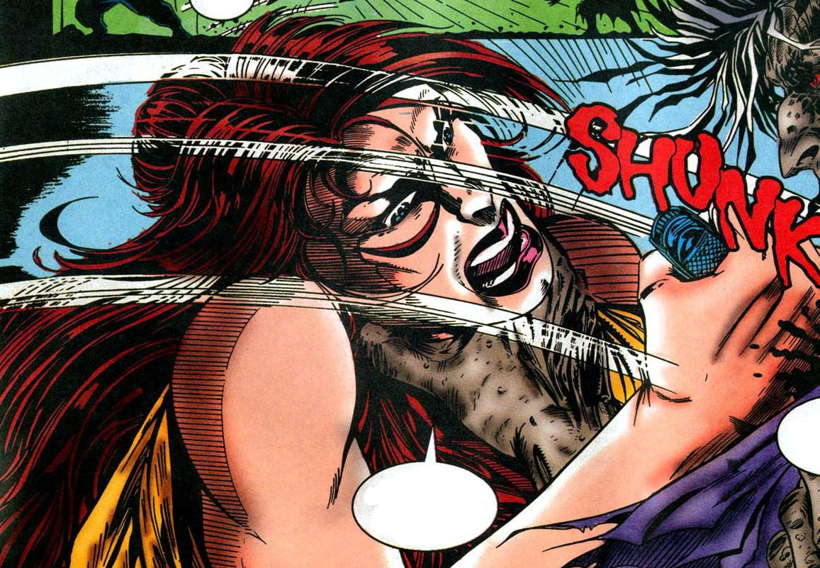 Carla (Bloodshadows) (Earth-616)