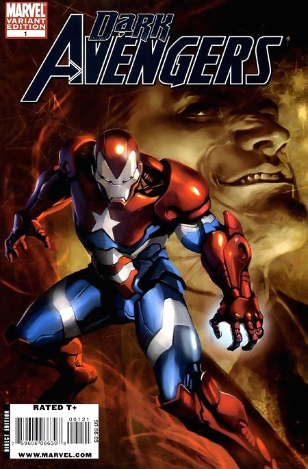 Dark Avengers Vol 1 1 Djurdjevic Variant.jpg