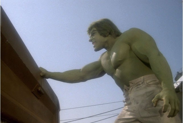 The Incredible Hulk (TV series) Season 1 12
