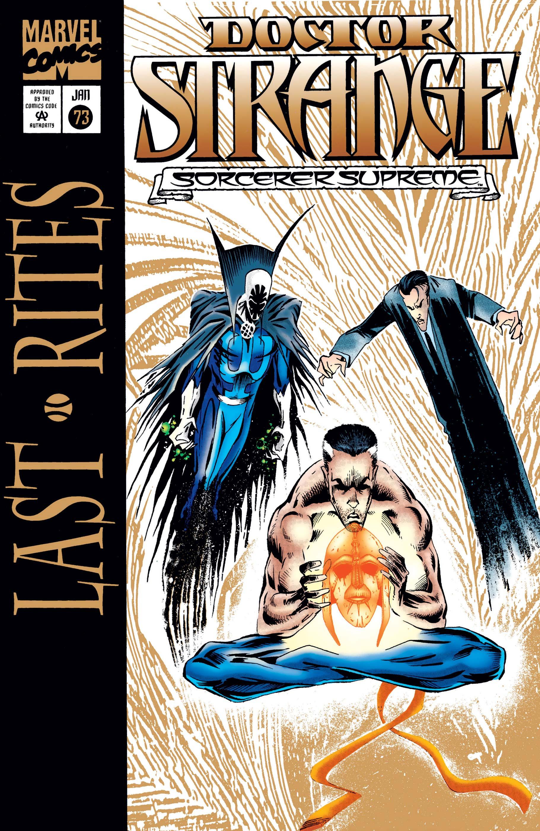 Doctor Strange, Sorcerer Supreme Vol 1 73