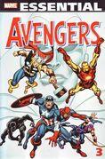 Essential Series Avengers Vol 1 3