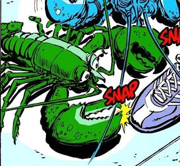 Bill the Lobster (Earth-616)