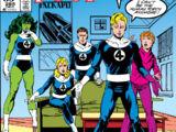 Fantastic Four Vol 1 285