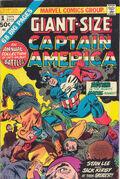 Giant-Size Captain America Vol 1 1