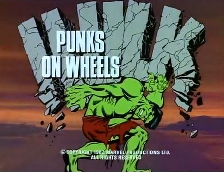 Incredible Hulk (1982 animated series) Season 1 10