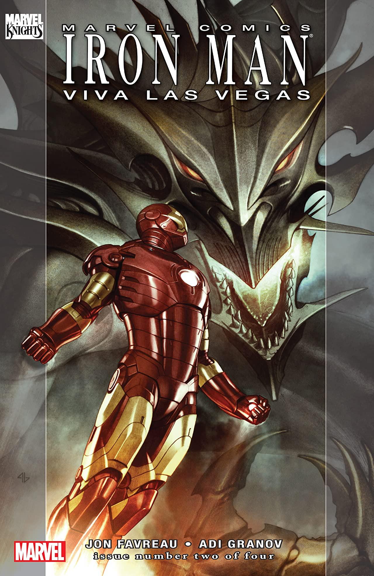 Iron Man: Viva Las Vegas Vol 1 2
